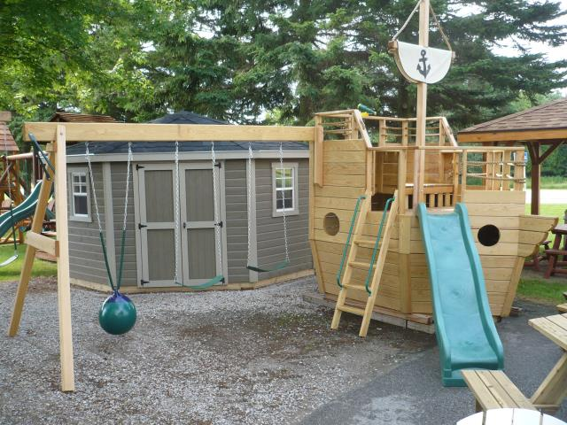 Pirate Ship Playset The Cutter Playsets London Playsets Sarnia